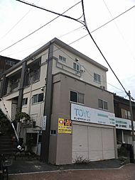 福岡県北九州市八幡東区天神町の賃貸アパートの外観