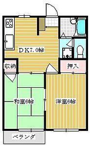 外観,2DK,面積39.74m2,賃料3.2万円,JR福塩線 道上駅 徒歩16分,,広島県福山市神辺町字道上3037