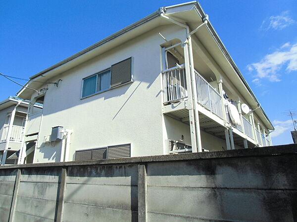 三明ハウス[101号室]の外観