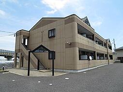 ラポール和田[1階]の外観