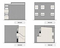 INFIELD箱崎(インフィールド箱崎)[1階]の外観