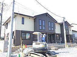 埼玉県ふじみ野市鶴ケ舞3丁目の賃貸アパートの外観