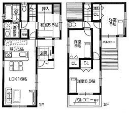 八幡市駅 2,590万円