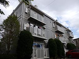 神奈川県川崎市中原区上小田中2丁目の賃貸マンションの外観