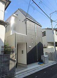 HORINOUCHI APARTMENT[1階]の外観