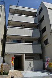 ハピネス福島[202号室]の外観