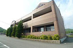 兵庫県加東市上滝野の賃貸マンションの外観
