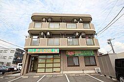 愛知県名古屋市中川区戸田3の賃貸マンションの外観