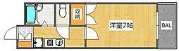 大阪府高槻市上土室5丁目の賃貸マンションの間取り