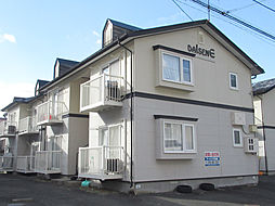 ダイセンアパートE[202号室]の外観