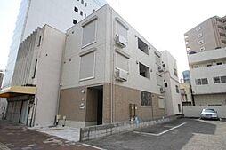 岡山電気軌道清輝橋線 大雲寺前駅 徒歩10分の賃貸アパート