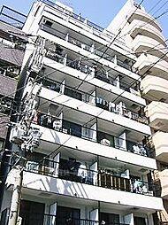 グランソシエ九条[4階]の外観
