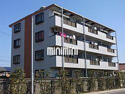 ハイネスマツウラ[4階]の外観