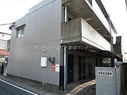 岡山県倉敷市大島の賃貸マンションの外観