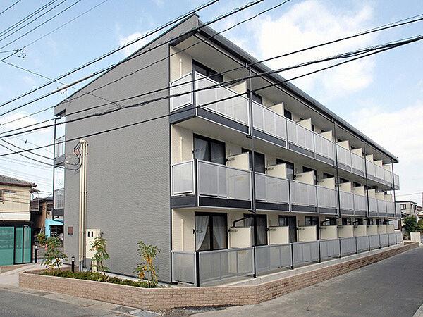 レオパレス緑町2 2階の賃貸【埼玉県 / 春日部市】