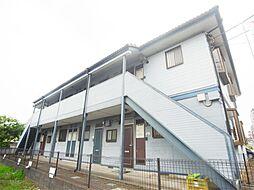 千葉県我孫子市柴崎台2丁目の賃貸アパートの外観