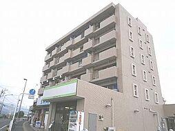 神奈川県伊勢原市田中の賃貸マンションの外観