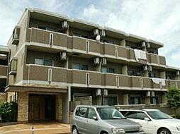 東京都世田谷区給田4の賃貸マンションの外観