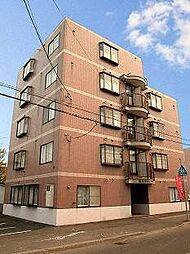恵比寿第2ハイツ[1階]の外観