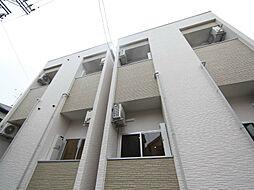 愛知県名古屋市北区東水切町1丁目の賃貸アパートの外観