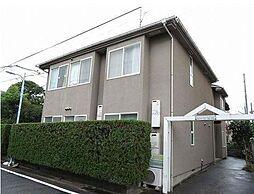 東京都杉並区西荻北5丁目の賃貸アパートの外観