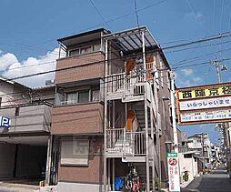 京都府京都市上京区丹波屋町の賃貸アパートの外観