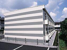 レオパレスメルベーユIV[1階]の外観