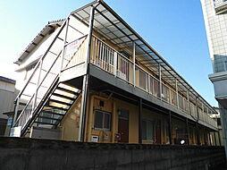 長崎県長崎市田中町の賃貸アパートの外観