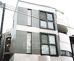 京都府京都市北区衣笠北高橋町の賃貸マンションの外観