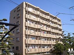 宮崎県宮崎市大島町の賃貸マンションの外観