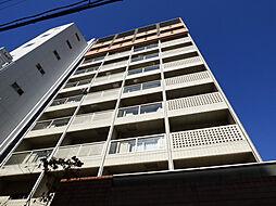 コンフォートレジデンス御堂筋本町[10階]の外観