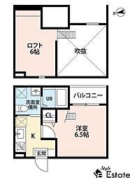 Solana 春日井 (ソラーナカスガイ)[2階]の間取り