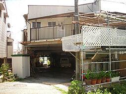 兵庫県姫路市新在家本町2丁目の賃貸アパートの外観