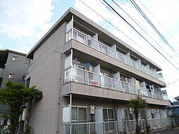 東京都西多摩郡瑞穂町大字石畑の賃貸マンションの外観