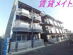 三重県伊勢市神久2丁目の賃貸マンションの外観