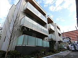 大阪府大阪市北区天満橋3丁目の賃貸マンションの外観