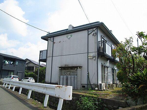 サンライフK 1階の賃貸【神奈川県 / 足柄上郡開成町】