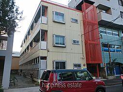 東京都町田市原町田4丁目の賃貸マンションの外観