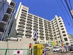 竹の塚駅前ビル[5階]の外観
