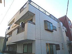 エニーセ西青木[2階]の外観