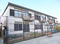 ドエル安斉[102号室]の外観