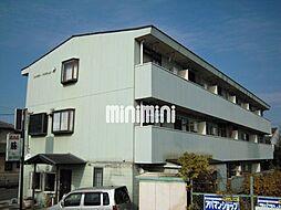 愛知県あま市木田東新五領の賃貸マンションの外観