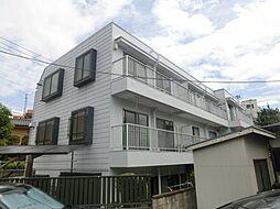 北軽井沢ハイツ[201号室]の外観