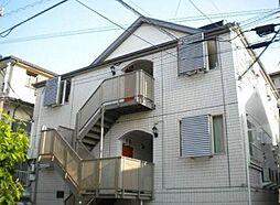 神奈川県横浜市港北区高田東3丁目の賃貸アパートの外観