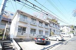 神奈川県横浜市保土ケ谷区霞台の賃貸アパートの外観