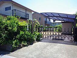 [一戸建] 神奈川県三浦郡葉山町一色 の賃貸【/】の外観