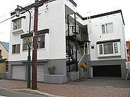 有沢マンション[3階]の外観