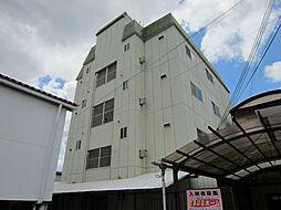 兵庫県姫路市飾磨区細江の賃貸マンションの外観