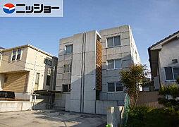 Cube kifune[2階]の外観