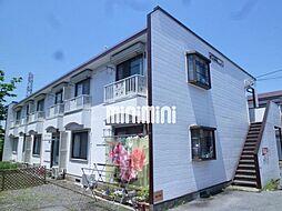 ベルゾーネ田村B[2階]の外観